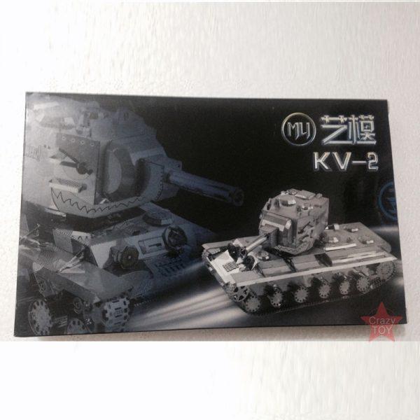 MU KV 2 Tank