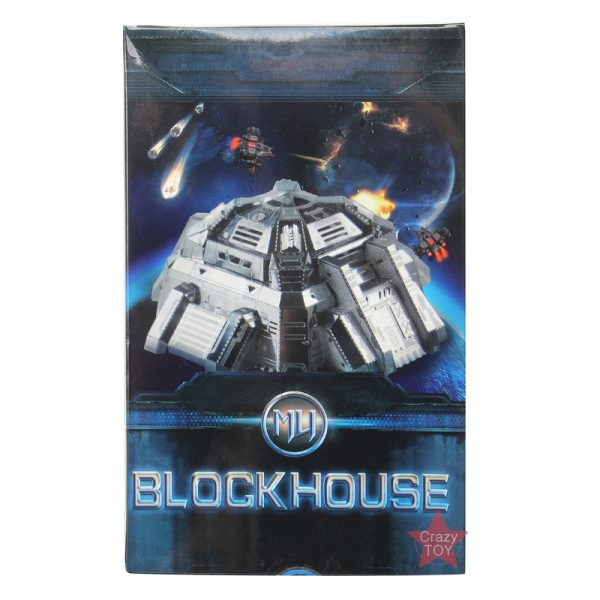 MU StarCraft Blockhouse