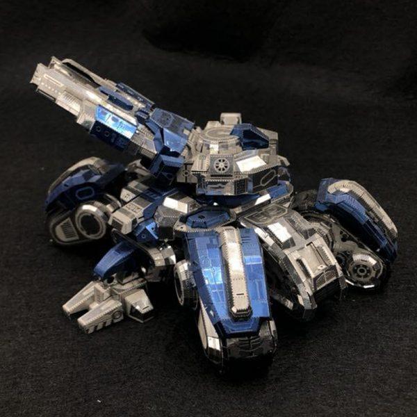 MU StarCraft Siege Edition