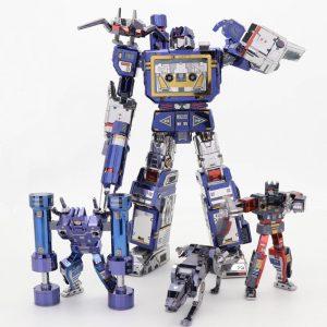 MU Transformers G1 Cassette Tape Laserbeak Ravage Frenzy Rumble