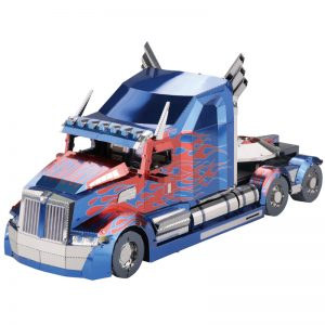 MU Transformers 5 Optimus Prime Western Star