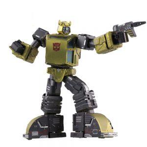 MU Transformers G1 Bumblebee