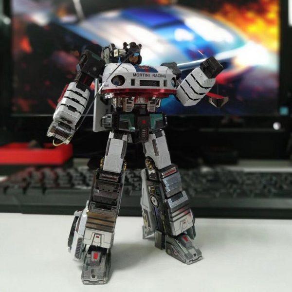 MU Transformers G1 Jazz