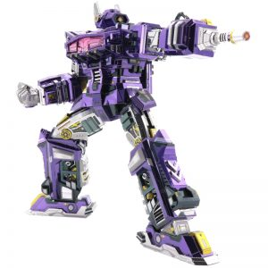 MU Transformers G1 Shockwave