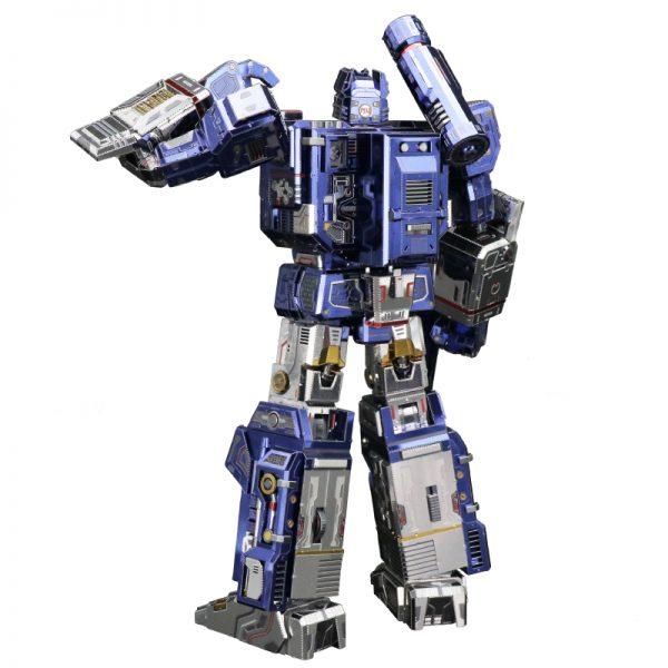 MU Transformers Soundwave G1