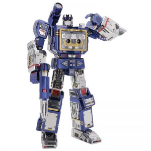 MU Transformers Soundwave G1