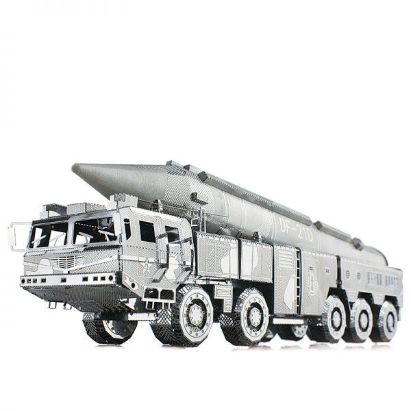 Picture Kingdom DF-21 Ballistic Missile