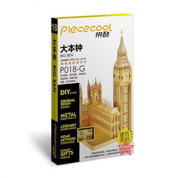 Piececool Big Ben