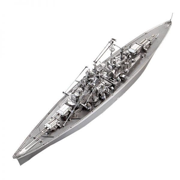 Piececool Bismarck Battleship