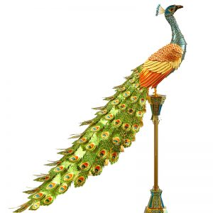 Piececool Colorful Peacock
