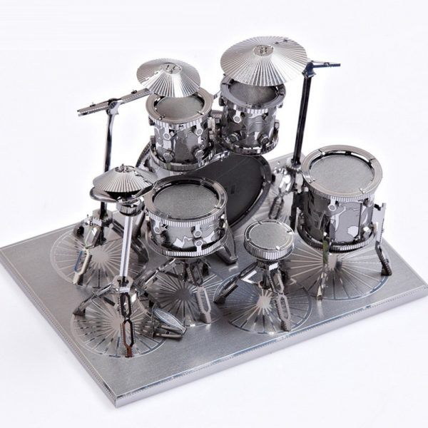 Piececool Drum Set