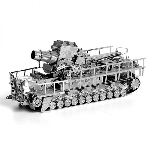 Piececool Germany Railway Gun
