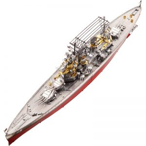 Piececool HMS Prince Of Wales Battleship