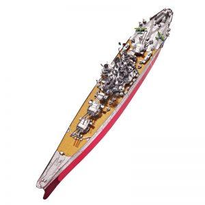 Piececool Japan Battleship Yamato
