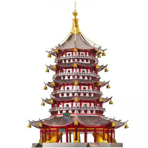Piececool Leifeng Pagoda Tower