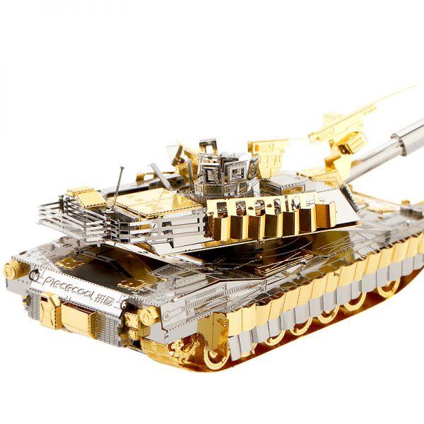 Piececool M1A2 SEP TUSK II Tank
