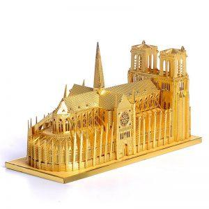 DIY 3D Metal Model Kits Assemble Puzzle For Sale – DIY 3D