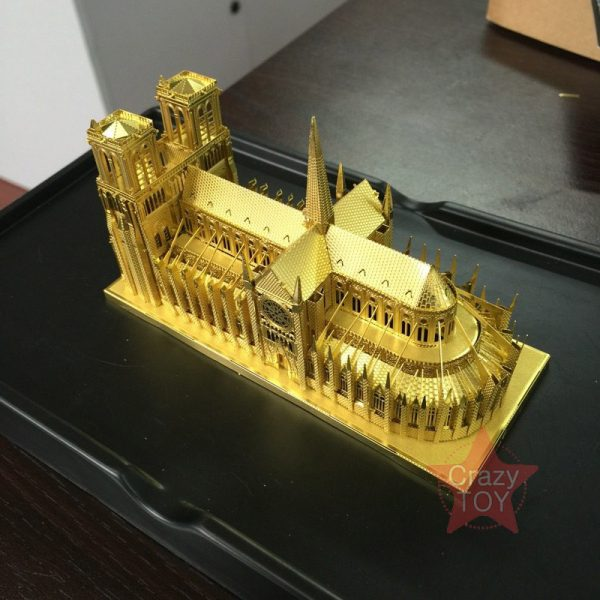 Piececool Notre Dame Cathedral Paris