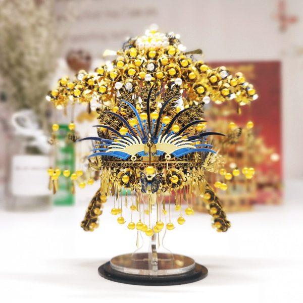 Piececool Phoenix Coronet