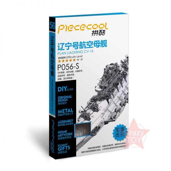Piececool Plan Liaoning Cv-16