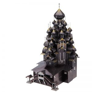 Piececool Russia Kizhi Church Of The Transfigu