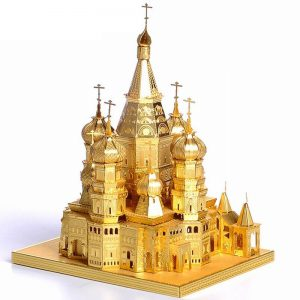 Piececool Saint Basil's Cathedral