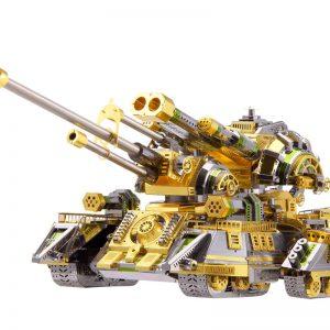 Piececool Skynet Spider Superheavy Tank