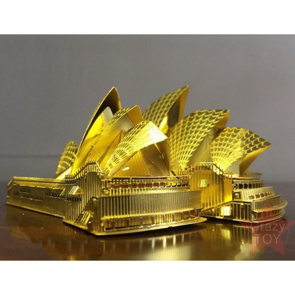 Piececool Sydney Opera House