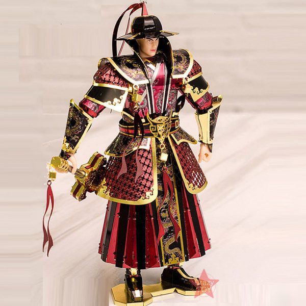 Piececool The Imperial Guards Of Ming Dynasty