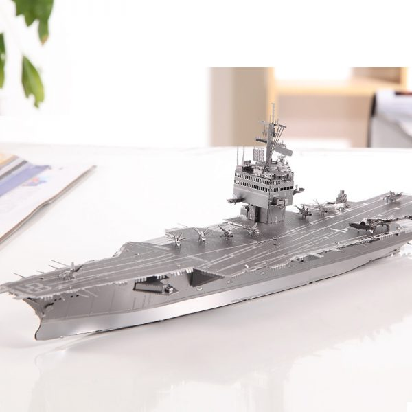 Piececool USS ENTERPRISE CVN-65