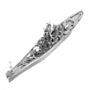 Piececool USS MISSOURI BB-63 Warship