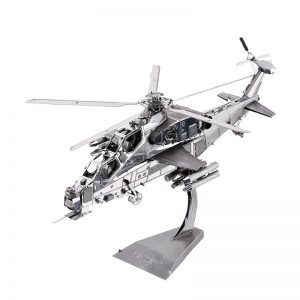 Piececool Wuzhi-10 Helicopter